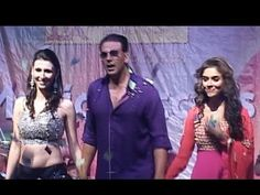 Akshay Kumar, Asin And Hot Claudia Perform Live On Khiladi 786 Songs [HD]aa - http://best-videos.in/2012/11/28/akshay-kumar-asin-and-hot-claudia-perform-live-on-khiladi-786-songs-hdaa/