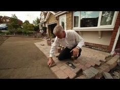 Discover Marshalls range of driveway pavers today. Browse high quality, affordable driveway paving slabs and block paving bricks here Limestone Paving, Sandstone Paving, Paving Slabs, Block Paving Driveway, Permeable Driveway, Driveways, Driveway Ideas, Cheap Paving Stones, Laying Block Paving