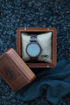 Classy Wooden watch