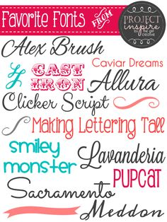 Fonts for Free