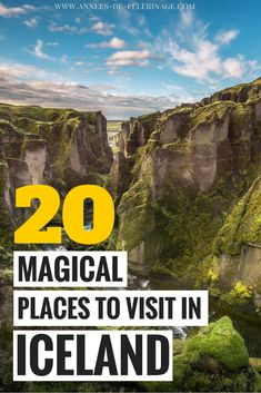 20 absolutely amazing things to do in Iceland A massive list of the best things to do in Iceland. From Reykjavik to Akureyri, this Iceland travel guide is sure to give you plenty of inspiration for your Iceland itinerary. Plan ahead: When is the best time Iceland Travel Tips, Iceland Road Trip, Europe Travel Tips, European Travel, Travel Guide, Europe Europe, Iceland In June, Travel Hacks, Top Travel Destinations