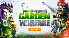 Plants vs Zombies Garden Warfare pc download