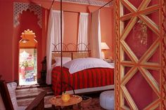 Luxury Arabic Bedroom Decorating Ideas