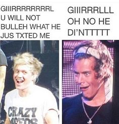 Funny one direction One Direction Jokes, Four One Direction, Direction Quotes, One Direction Pictures, Niall E Harry, Foto One, Harry Styles Memes, Thing 1, 1d And 5sos