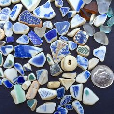 BeachSea Glass or Beach Glass of Hawaii by SeaGlassFromHawaii
