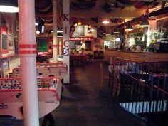 Bar Kick, Shoreditch