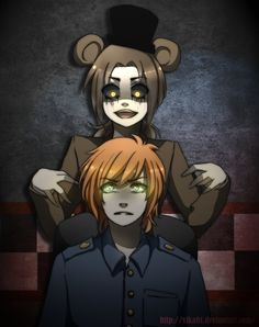 Five Nights at Freddy's // Concurso by Vika01 on DeviantArt