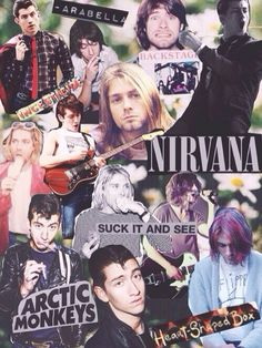 Nirvana & Arctic Monkeys