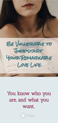 When you allow yourself to be vulnerable, you are showing strength. You communicate to the world that you are Ok with yourself being just the way you are and you are not afraid to feel or express your feelings. Read more to utilize this powerful skill in your love life.