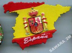 Магнит Испания (5537944215) - купить на торговой площадке, интернет-аукционе Молоток.Ру