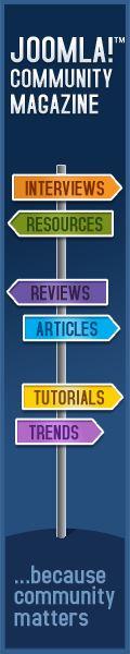 #Joomla! Community Magazine