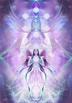 Archangel Metatron by AmberCrystalElf on DeviantArt