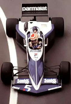 #5 Nelson Piquet...Fila Sport...Brabham BT52...Motor BMW M12/13 L4 t 1.5...GP Monaco 1983