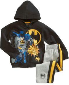 #Warner Brothers          #kids                     #Warner #Brothers #Little #Boys' #Batman #Fleece #Hoodie #Pants               Warner Brothers Little Boys' Batman Fleece Hoodie & Pants                                               http://www.seapai.com/product.aspx?PID=5445737