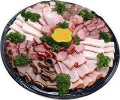 How to Roll Cold Cuts for a Platter thumbnail     http://pinterest.com/pin/548383692096400371/