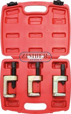Εξολκείς σφαιρικών αρθρώσεων 23-28-34 mm σετ 3 τεμαχίων (6249) - BGS technic