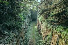The Chemin de fer de Petite Ceinture (of 'little belt railway') was a Parisian railway tha...