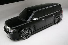 ford flex custom | VIP Modular Wheels @ Platinum VIP - Club Lexus Forums