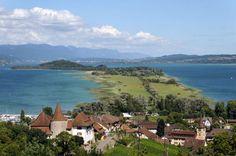 Unterwegs im Seeland: Sind wir hier im schönsten Dorf der Schweiz? | Blick