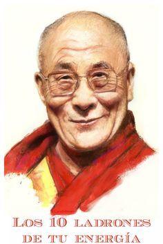 El Dalai Lama nos comparte fragmentos de sabiduría que son oro molido si los ponemos en práctica, apliquémoslos de verdad a nuestras vidas y seguramente se notará una diferencia…