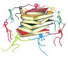 Resultado de imagen para logotipo bibliotecas publicas Dance Books, Reading Art, How To Lose Weight Fast, Book Lovers, Fantasy Art, Book Art, Disney Characters, Fictional Characters, Aurora Sleeping Beauty