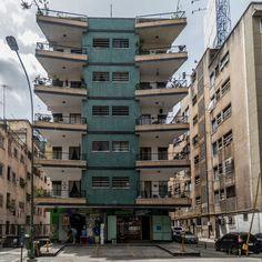 Edificio Literio en Bello Monte: | 33 Imágenes de Caracas que te garantizan un placentero paseo arquitectónico