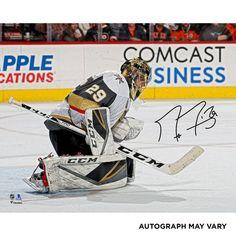 8e1bd067b0a Marc-Andre Fleury Vegas Golden Knights Fanatics Authentic Autographed 16