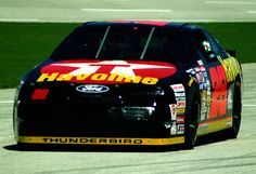 1995 Dale Jarrett Nascar Race Cars, Sprint Cars, Saturday Night, Sunday, Dale Jarrett, Monster Energy, Paint Schemes, American Muscle Cars, Vintage Racing