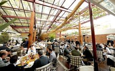 A Figueira Rubaiyat Restaurant - Raise the steaks under the shade of an ancient fig tree
