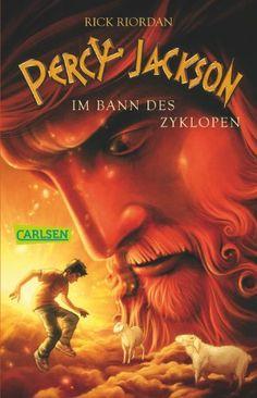 Percy Jackson, Band 2: Percy Jackson - Im Bann des Zyklopen von Rick Riordan http://www.amazon.de/dp/3551310599/ref=cm_sw_r_pi_dp_.1eawb1WQ1SV5