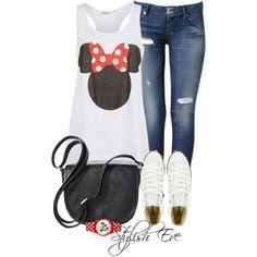 disney outfit minney