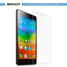 0.3mm Premium Tempered Glass For Lenovo K3 NOTE Screen Protector K3 note a7000 K50-T5 Anti-Explosion anti-Shatter Film