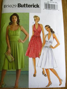 Steena Style: New Dress Patterns to Sew Up!