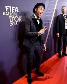 #BallondOr #Neymar !! Neymar Pic, Barcelona Team, Ballon D'or, Lionel Messi, Shawn Mendes, Football Players, Fifa, World Cup, Jr