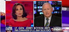 "Former Delta Force Commander Jerry Boykin opined that things are going to get a lot worse if 57 Islamic countries get their way to have the UN ban ""slander"" against Islam, the very thing that Islam..."