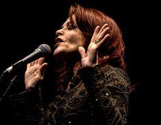Rosanne Cash performs at Fox Tucson Theatre in Arizona Feb. 19.