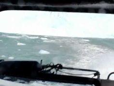 Iceberg tsunami gone wild!