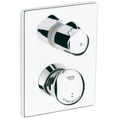 Termostato de ducha Temporizado-electrónico Eurodisc SE de Grohe.