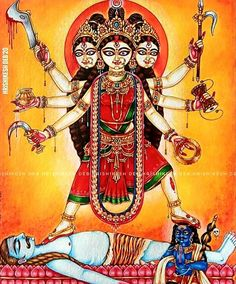 Durga Images, Kali Goddess, Durga Maa, Hindu Art, Lord Shiva, Gods And Goddesses, Hinduism, Bengal, Mythology