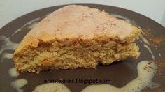 Οι γεύσεις της Ελεάννας: ΤΑΧΙΝΟΠΙΤΑ Dessert Recipes, Desserts, Tahini, Cornbread, Pie, Sweets, Ethnic Recipes, Food, Greek