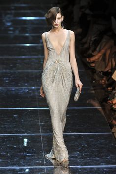 Armani Privé at Couture Fall 2008
