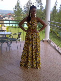 African Prints in Fashion: 'Share Your Style' Friday