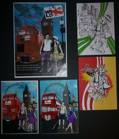 Travel Card Collection