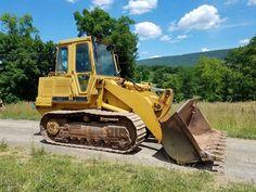 1993 Caterpillar 953B Track Loader Diesel Engine Construction Hydraulic Machine