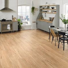 Llp317 Lemon Spotted Gum Open Plan Flooring Looselay