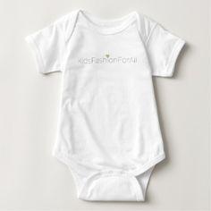 Baby Tutu Bodysuit, Pink