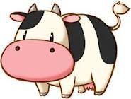 Harvest Moon Cow