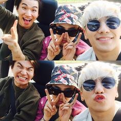 Daesung, G Dragon and Seungri /G Dragon lnstagram photo Daesung, Gd Bigbang, Bigbang G Dragon, Yg Entertainment, Baby Baby, Hip Hop, Culture Pop, Choi Seung Hyun, Big Bang