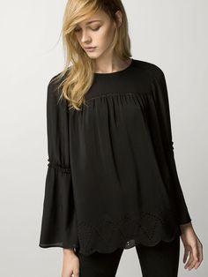 Camisas y blusas de mujer - Massimo Dutti ESPAÑA
