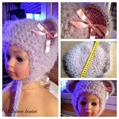 Valkoinen Kaniini: Hiirulaispipon ohjeet Crochet Hats, Knitting Hats